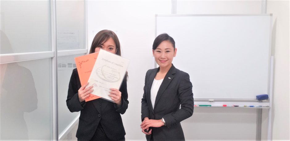 ソーシャルマナー講座Be-QOLe豊田京子