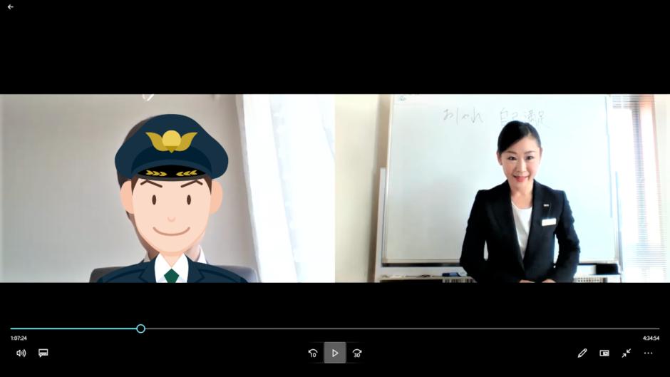 オンライン2級講座風景Be-QOLe豊田京子